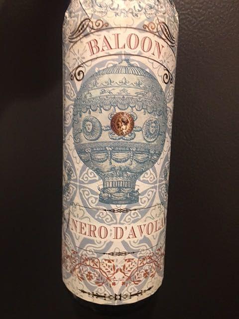 Baloon Nero d'Avola(バルーン ネロ・ダヴォラ シチリア)