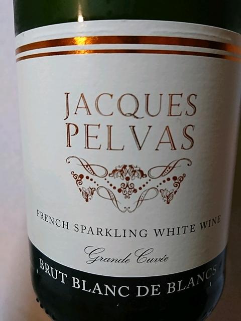 Jacques Pelvas Brut Blanc de Blancs