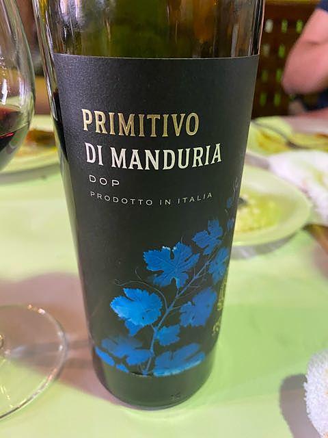 Poggio Le Volpi Primitivo di Manduria(ポッジョ・レ・ヴォルピ プリミティーボ・ディ・マンドゥーリア)