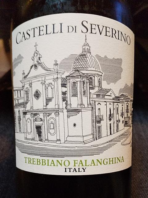 Castelli di Severino Puglia Bianco(カステリ・ディ・セヴェリーノ プーリア ビアンコ)