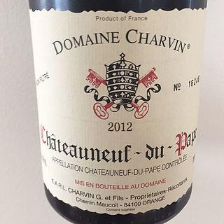 Dom. Charvin Châteauneuf du Pape