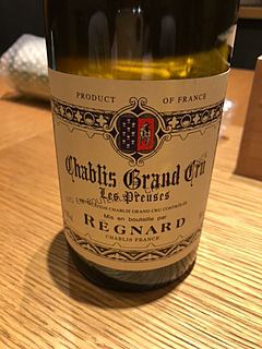 Régnard Chablis Grand Cru Les Preuses
