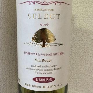 Asahimachi Wine Select Rouge