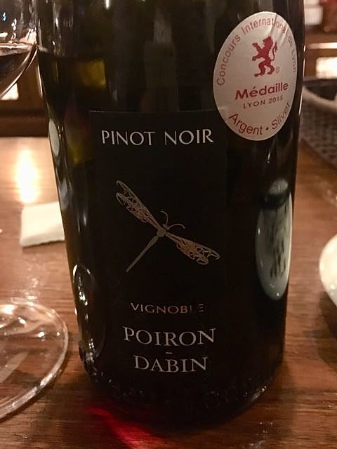 Poiron Dabin Pinot Noir