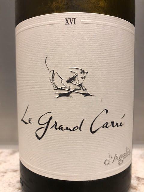 Mas d'Agalis Le Grand Carré 2016