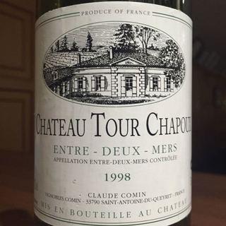 Ch. Tour Chapoux Blanc