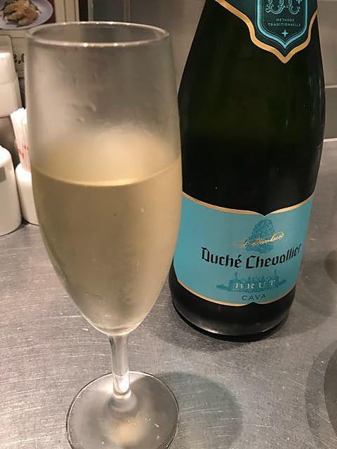 Duché Chevallier Brut(ドゥーシェ・シュヴァリエ ブリュット)