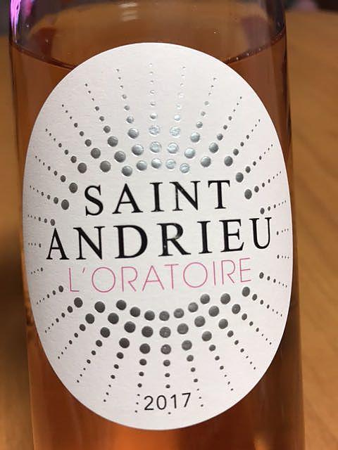 Saint Andrieu L'Oratoire(サン・タンドリュー ロラトワール)