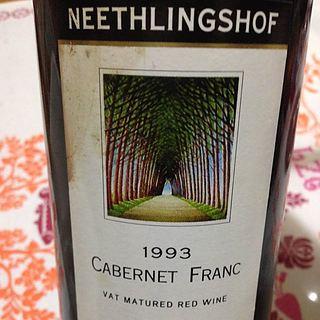 Neethlingshof Cabernet Franc
