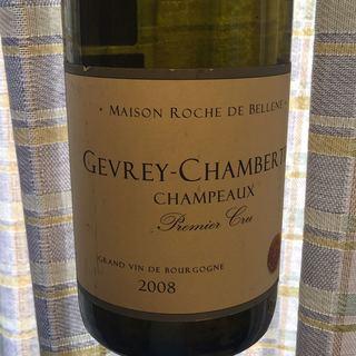 Maison Roche de Bellene Gevrey Chambertin 1er Cru Champeaux