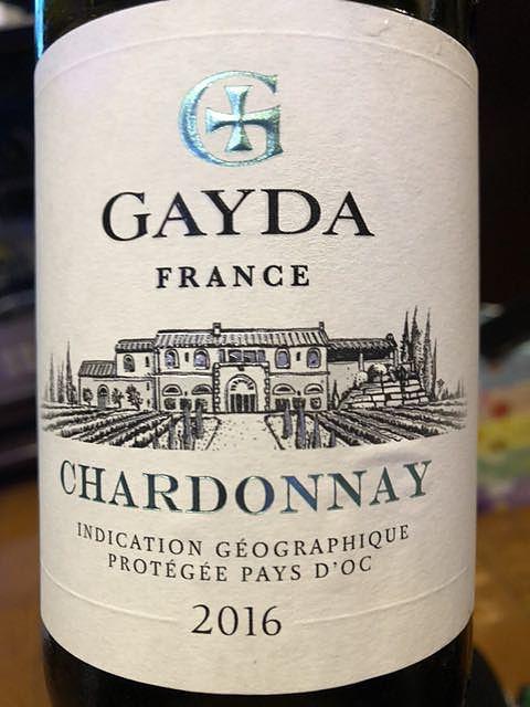 Gayda Chardonnay