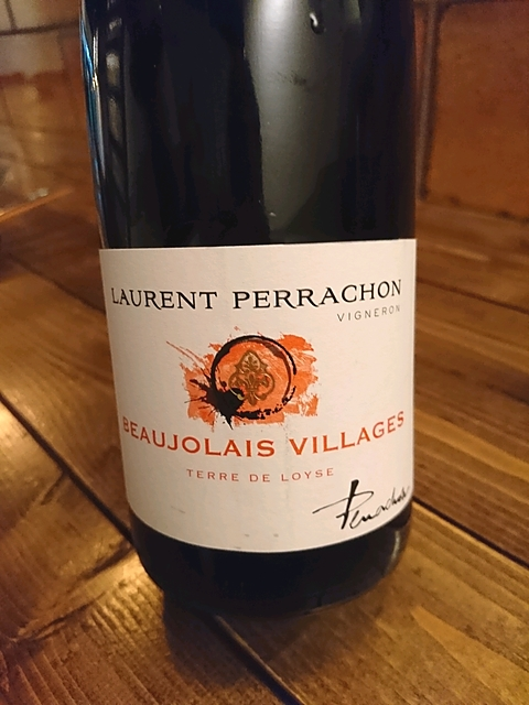 Laurent Perrachon Beaujolais Villages Terre de Loyse