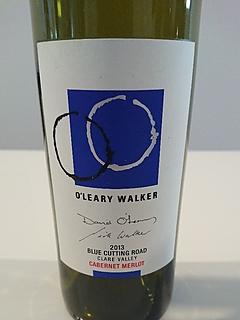O'Leary Walker Blue Cutting Road Cabernet Merlot(オリリー・ウォーカー ブルーカッティング・ロード カベルネ・メルロー)