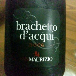 Vallebelbo Brachetto d'Aqcui(ヴァッレベルボ ブラケット・ダックイ)