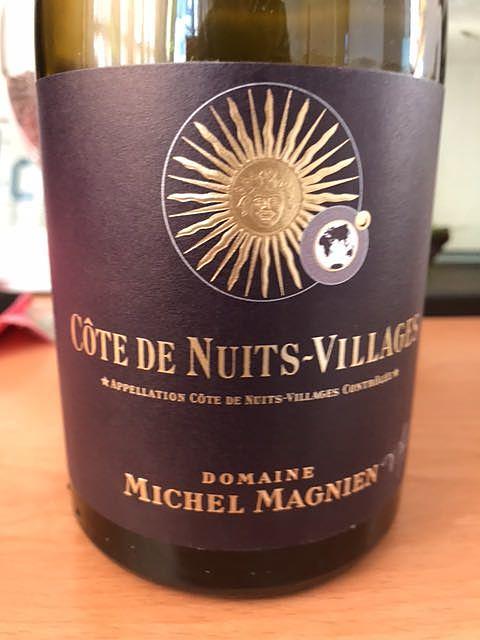 Dom. Michel Magnien Côte de Nuits Village