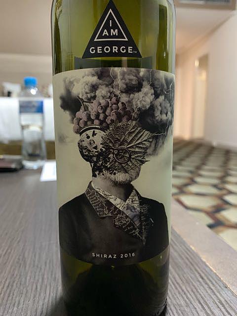 I am George Shiraz(アイ・アム・ジョージ シラーズ)