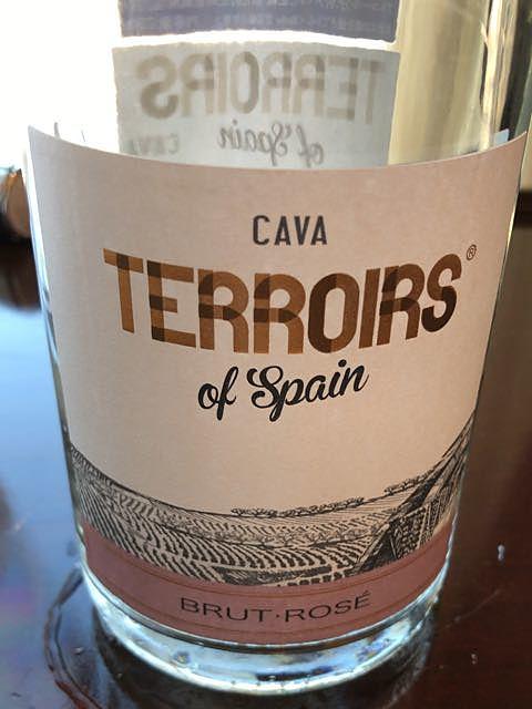 Terroirs of Spain Cava Brut Rosé(テロワール・オブ・スペイン カヴァ ブリュット・ロゼ)