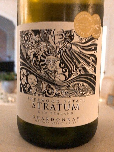 Sherwood Estate Stratum Chardonnay