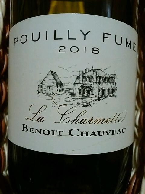 Dom. Chauveau Pouilly Fumé La Charmette