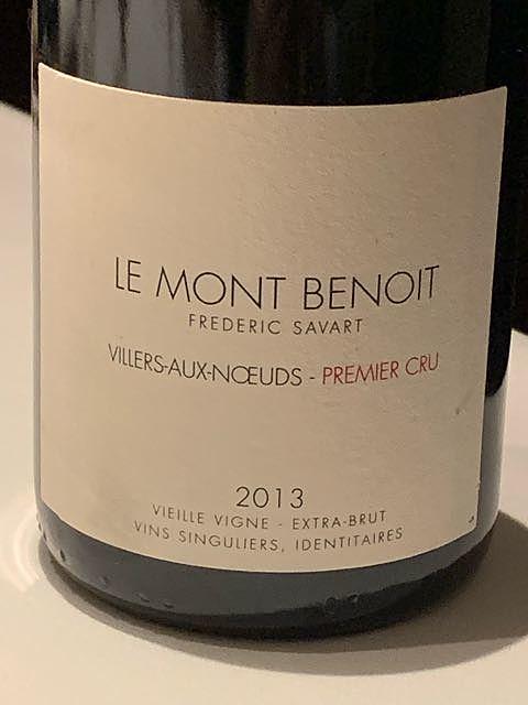 Frederic Savart Le Mont Benoit(フレデリック・サヴァール ル・モン・ブノワ)