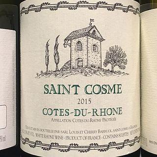 Saint Cosme Côtes du Rhône Blanc