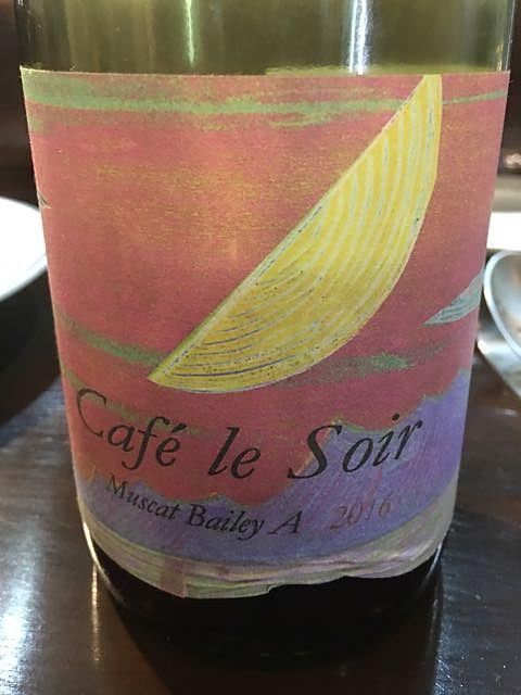 Dom. Hide Café Le Soir