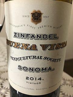 Buena Vista Zinfandel Sonoma