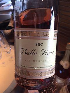 Belle Fleur Rosé Sec