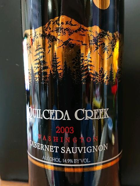 Quilceda Creek Cabernet Sauvignon 2003