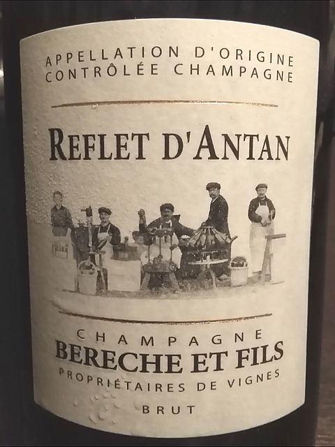 Bérèche & Fils Reflet d'Antan Brut
