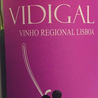 Vidigal Vinho Regional Lisboa(ヴィディガル ヴィニョ・レジョナル・リスボン)