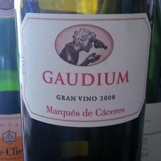 Marqués de Cáceres Gaudium