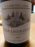 Jean Labrosse Lorin Coteaux Bourguignons Blanc(2018)