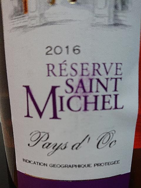 Dom. Cazalet Faugères Réserve Saint Michel