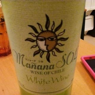 Mañana Sol White Wine