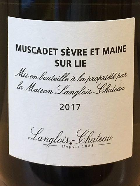 Langlois Chateau Muscadet Sèvre et Maine Sur Lie