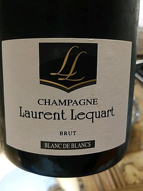 Laurent Lequart Blanc de Blancs Brut(ローラン・ルキャール ブラン・ド・ブラン ブリュット)