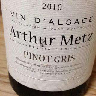 Arthur Metz Pinot Gris