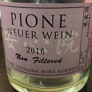 Ajimu Pione Neuer Wine