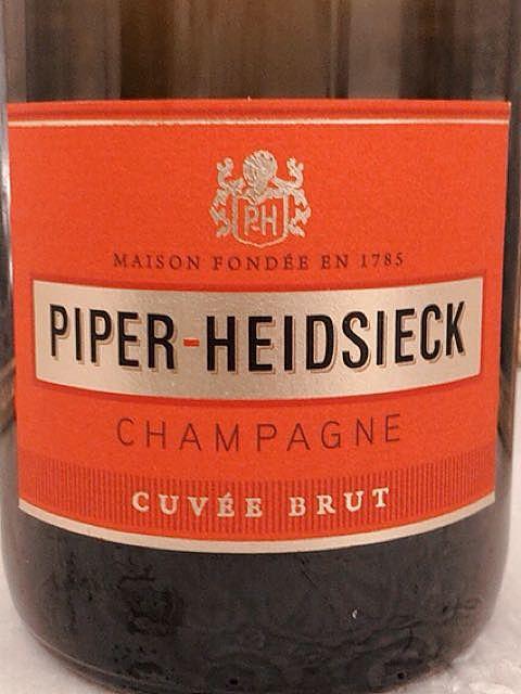 Piper Heidsieck Cuvée Brut