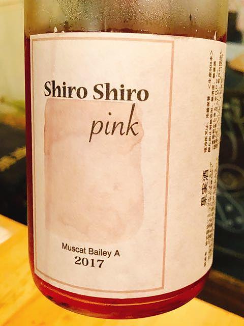 Dom. Hide Shiro Shiro Pink