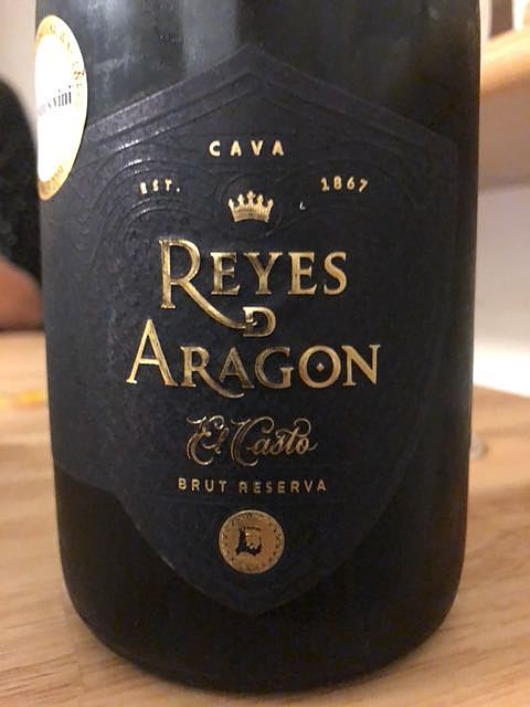 Reyes d Aragon Brut Reserva