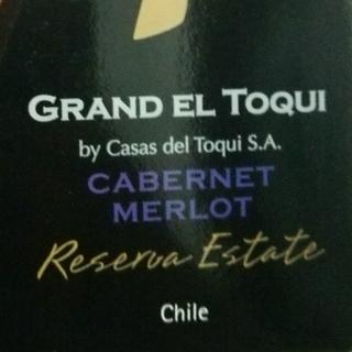 Grand El Toqui Reserve Estate Cabernet Merlot