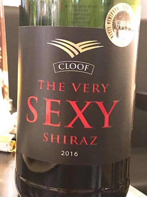 Cloof The Very Sexy Shiraz