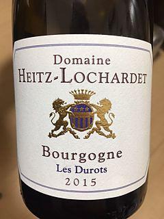 Dom. Heitz Lochardet Bourgogne Les Durots