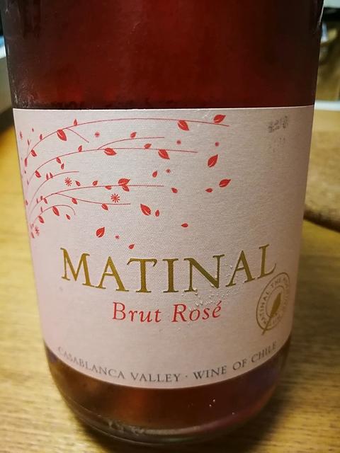 Matinal Sparkling Brut Rosé