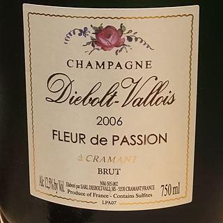 Diebolt Vallois Fleur de Passion