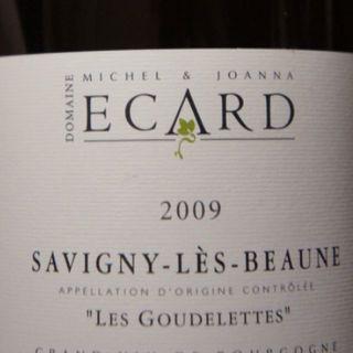 Dom. Ecard Savigny lès Beaune Les Goudelettes