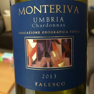 Falesco Monteriva Umbria Chardonnay