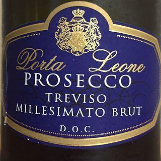 Porta Leone Prosecco Treviso Millesimato Brut(ポルタ・レオーネ プロセッコ トレヴィーゾ ミレジマート・ブリュット)